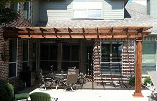 Arbors Pergolas In Dallas Fort Worth